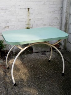 1950's dining table