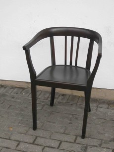 Bauhaus design side chair