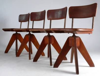 Bauhaus Industrial Chairs