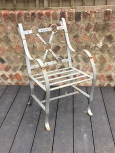 Industrial Garden Chair
