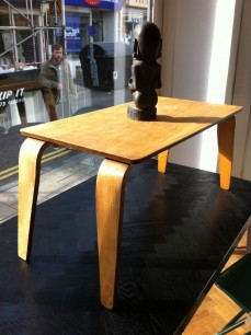 Birch Ply Coffee table