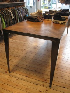 Industrial dining table 2