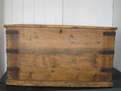 Early Victorian Chest