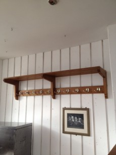 German coat rack