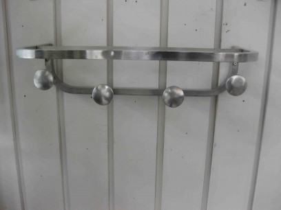 Deco aluminium coat rack