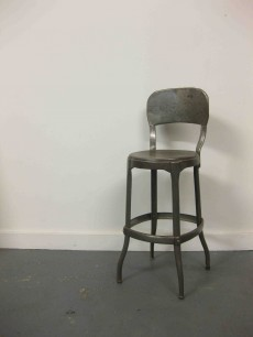 early industrial stool